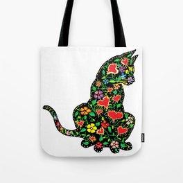 Catscratch Tote Bag