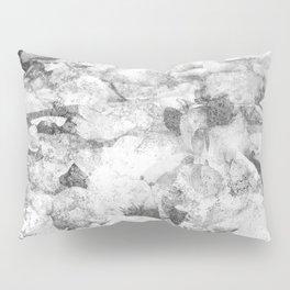 Grayscale Grunge Pillow Sham