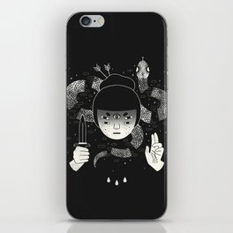Sacrifice iPhone Skin