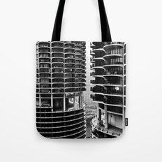 Bertrand's Buildings Tote Bag