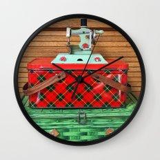 Vintage Goodness Wall Clock