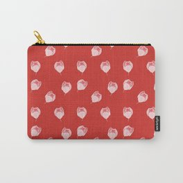 Tulip Blush Carry-All Pouch