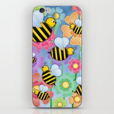 Busy Buzzers. iPhone & iPod Skin
