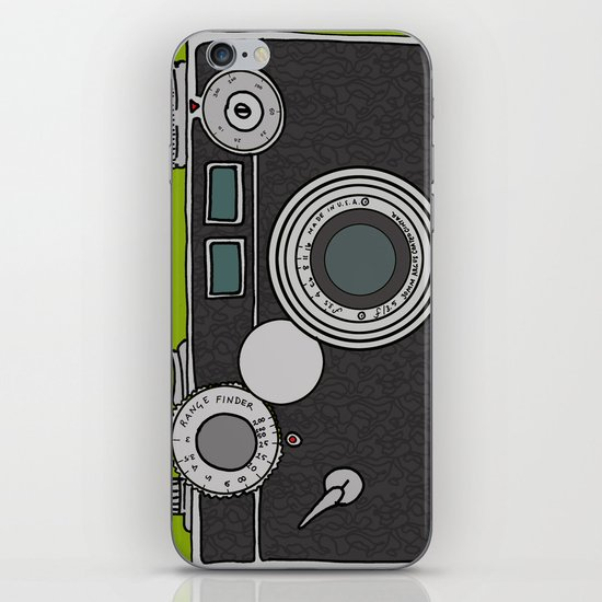 Argus iPhone & iPod Skin