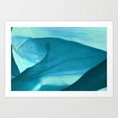 Landscape ~ light and movement Art Print