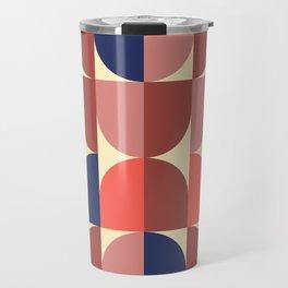 Pattern #0001C Travel Mug