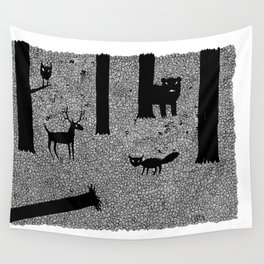 The Locals/ Hoi polloi Wall Tapestry