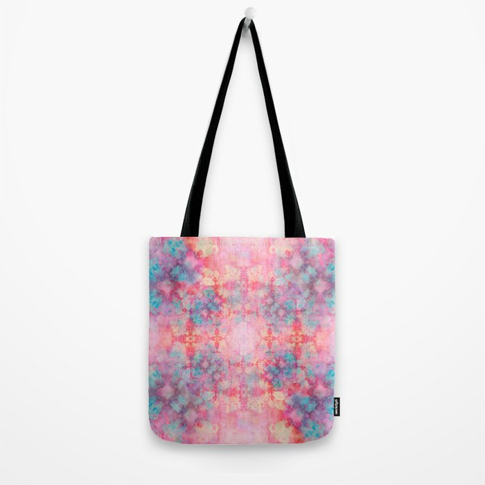 Candy Outburst Tote Bag
