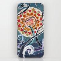 lotus iPhone & iPod Skins featuring Lotus by brenda erickson