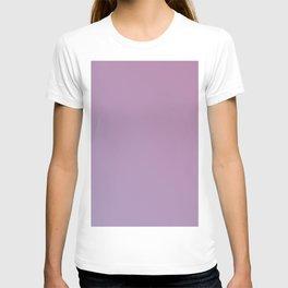 Soft Pink Purple Gradient T-shirt