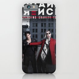 marianas trench personel tour 2021 iPhone Case