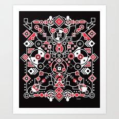 herbin Art Print