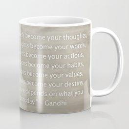 values Coffee Mug