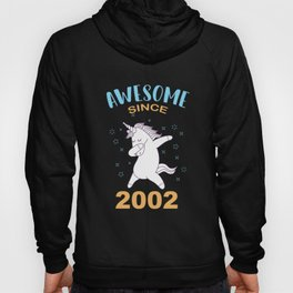 Awesome since 2002 Hoody