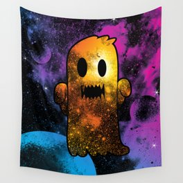 Space Ghost 2.0 Wall Tapestry