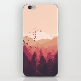 Autumn Colors iPhone Skin