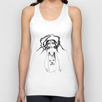 pennywise Tank Tops featuring Pennywise by lesinfin