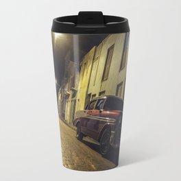 Havana Streets Travel Mug