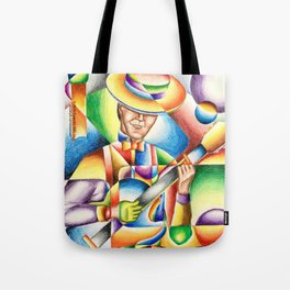 Jazz At Point Ybel Tote Bag
