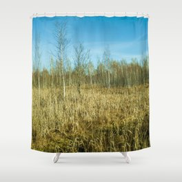 The Greatest View Shower Curtain