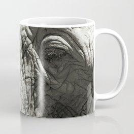 Old Elephant Coffee Mug