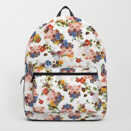 Pansy Pig Backpack