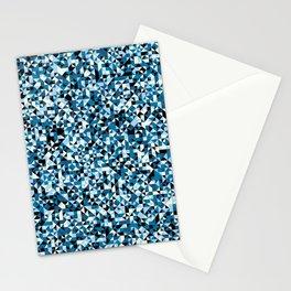 Black & Blue Stationery Cards