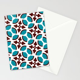 Ramadan Pattern Stationery Cards