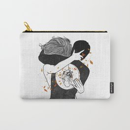 Autumn heart. Carry-All Pouch