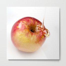 Apple and Honey Metal Print