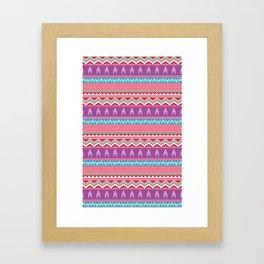 Going up? Framed Art Print