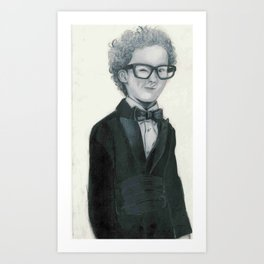 Mr. Suave Art Print