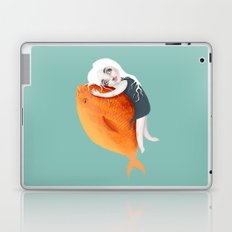 The Fish Girl Laptop & iPad Skin