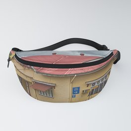 The old Town Hall Fanny Pack