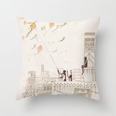 Komal Throw Pillow