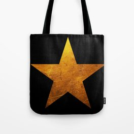 Hamilton Star Tote Bag