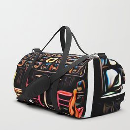 Creativity Cafe Duffle Bag