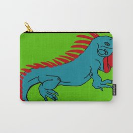 The Phenomenal Iguana Carry-All Pouch