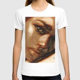 Portrait of Innocence T-shirt