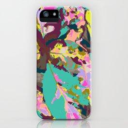 Claro de Luna iPhone Case