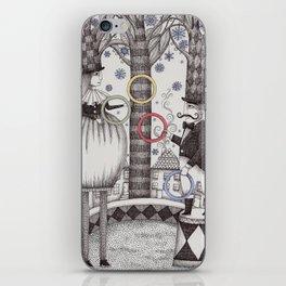 Winter Circus iPhone Skin