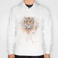 "trippy Hoodies featuring ""Trippy Tony"" by PaintedBunting"