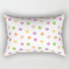 Colorful berlingots Rectangular Pillow