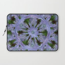 Chicory in the Round Laptop Sleeve
