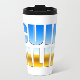 CUIN MALIBU Travel Mug