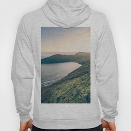 Keem Bay Sunset - nature photography Hoody