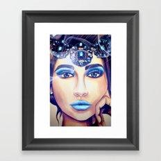 Neptune - by Ashley-Rose Standish Framed Art Print