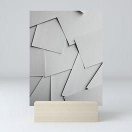 Sheets of Paper Mini Art Print