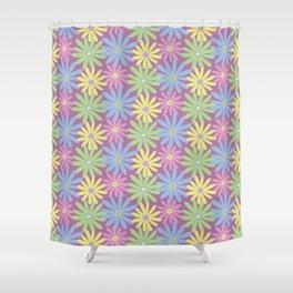 Daiseez-Coolio Colors Shower Curtain