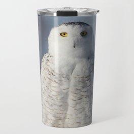 Saint Snowy Travel Mug